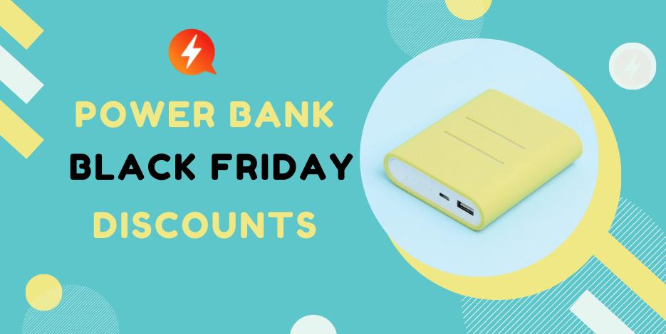 black friday power bank