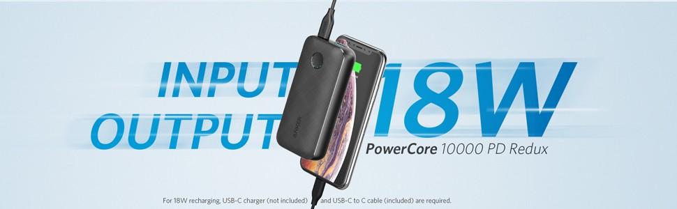 Anker PowerCore Redux