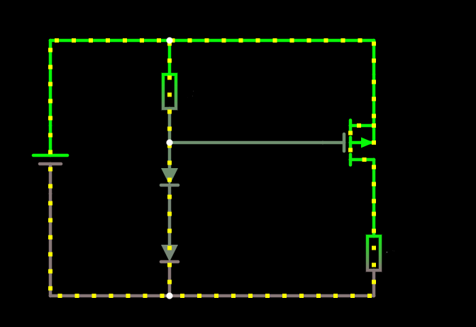 over-discharge protection circuit