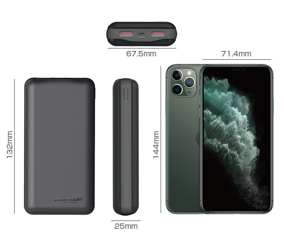 SMARTCOBY size