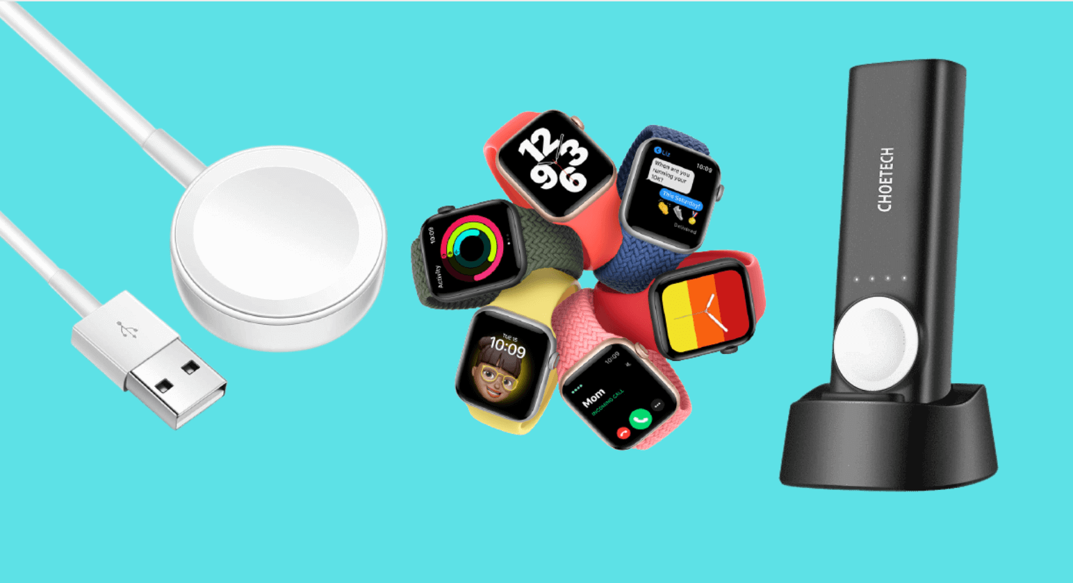 apple watch charger alternatives