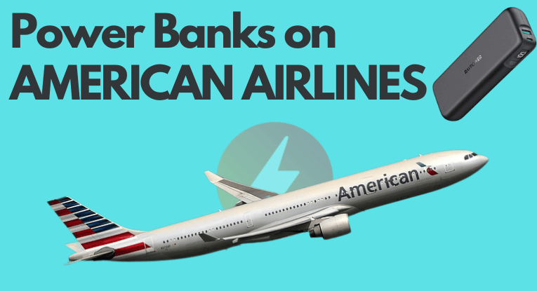 American Airlines Power Bank