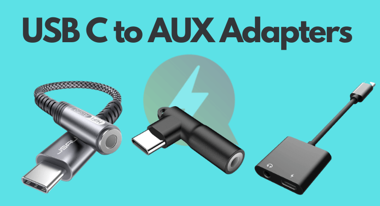 Some of the best USB C to AUX Adapters for All Your Audio Needs