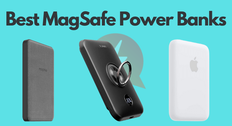 5 Of The Best MagSafe Power Banks