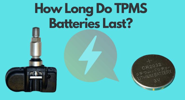 tpms battery
