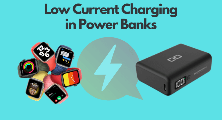 low current charging