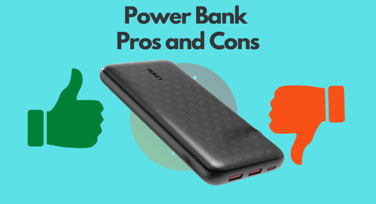 power bank pros and cons